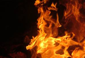 Warga emas OKU maut dalam kebakaran