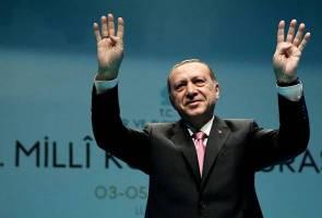 Turki tolak tuntutan negara Arab