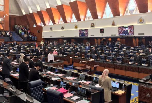 Tuduhan Parlimen sembunyikan isu 1MDB tidak berasas - Azalina