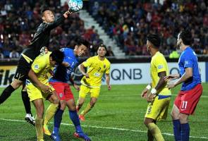 AFC Cup: JDT tames Global FC
