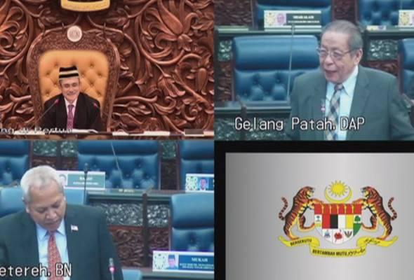 Dewan Rakyat kecoh gara-gara perkataan 'rasis', 'pondan'