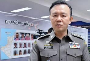 Thailand tahan 14 warga asing dalam operasi cegah jenayah di Pattaya