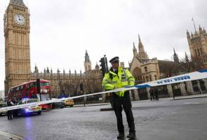 [LIVE UPDATE] Westminster attack