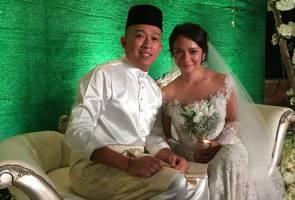 Nora Danish ties knot to Nedim Nazri