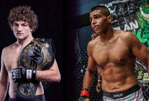 MMA: Malaysia's Agilan takes shot at world title against Ben Askren