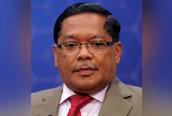 Shabudin Yahya dilantik sebagai Timbalan Menteri