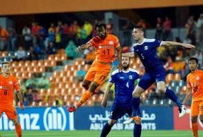 AFC Cup :  JDT win, Felda United lose