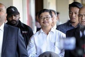 May 26 decision on Ku Chin Wah's case for failing to declare commission