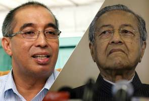 Salleh slams Dr Mahathir for labelling Malaysia as amongst 10 most corrupt countries