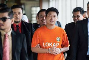 Adam Rosly able to post RM300,000 bail at last minute