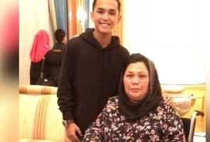 Pekerti Aiman Tino tunai impian peminat hilang anggota di Brunei dapat pujian