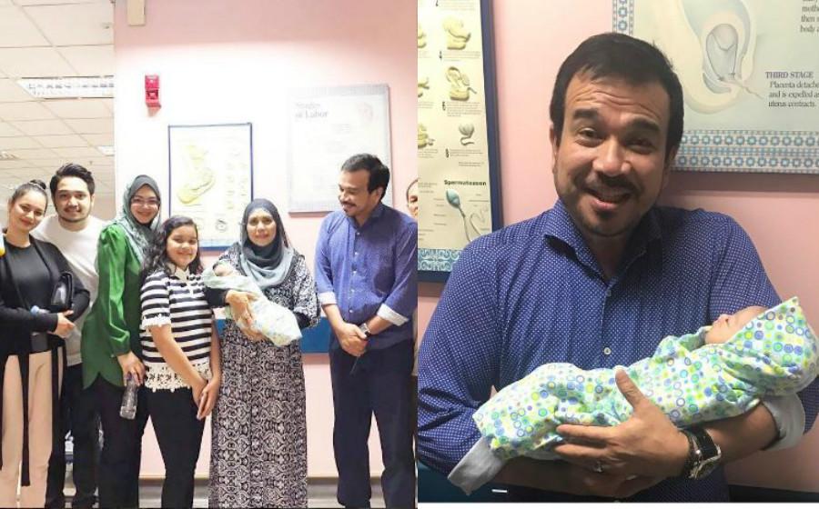Siti Nurhaliza kongsi pengalaman berada di bilik bersalin, saksikan kelahiran cucunya