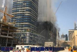 Third Dubai fire in days forces evacuation of hotel