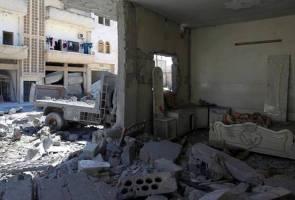 Mercy Malaysia provides emergency response towards Syrian civilians