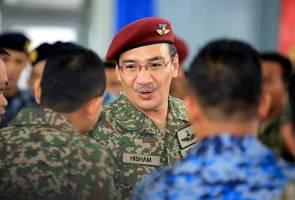 Military diplomacy strengthens Malaysia's image internationally - Hishammuddin