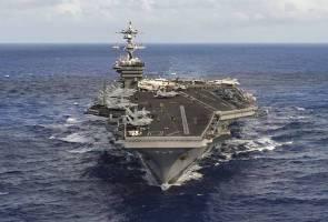 'Armada' Trump menuju Australia selepas beri amaran kepada Korea Utara