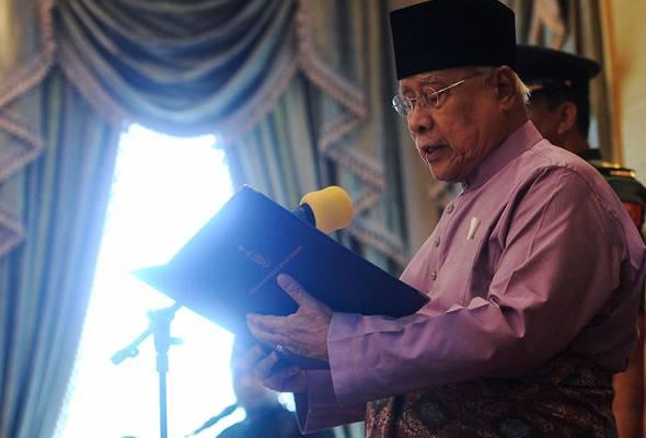 Kesihatan Yang Dipertua Negeri P. Pinang stabil