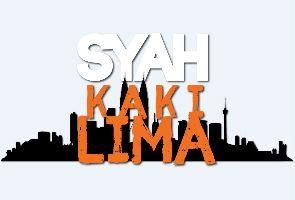 Now Playing : Syah Kaki Lima