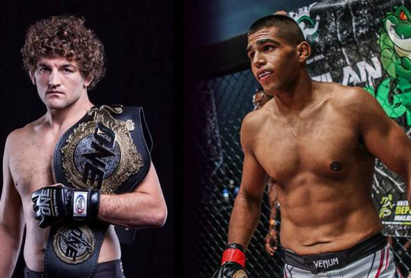 Malaysia's Agilan Thani said he is confident of defeating world welterweight champion Ben Askren at ONE Championship's Dynasty Of Heroes.