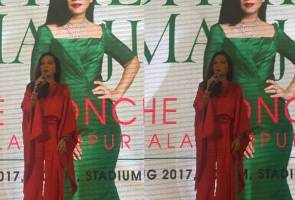 Konsert solo Sheila Majid bakal gegar Stadium Negara pada Ogos