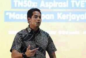 BAM gentleman agreement crisis almost over - Khairy
