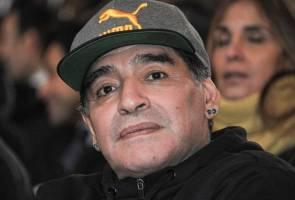 Maradona ragui kelayakan Argentina tanpa Messi