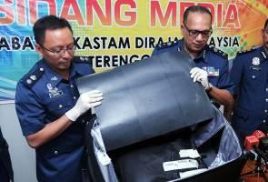 Indian national with 10kg ketamine hidden between sarees nabbed at Terengganu airport
