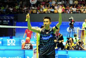 Chong Wei, Pandelela nominated for 2016 sportsman , sportswoman