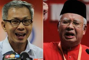 Najib sues Pua for slander