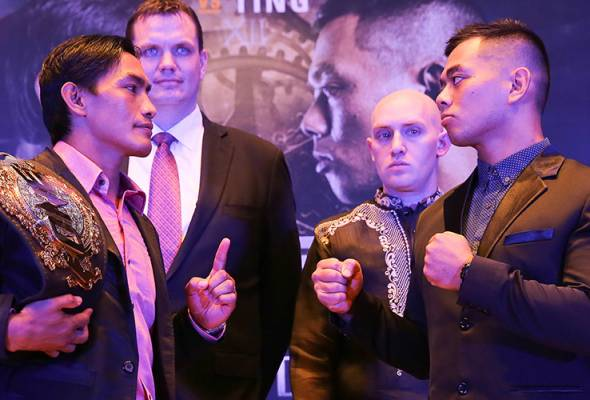 Ev Ting said he is ready to snatch the ONE Lightweight World Championship title from defending champion, Eduard Folayang this Friday.