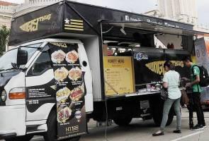 Perniagaan trak makanan boleh dikembangkan melalui koperasi di Sabah