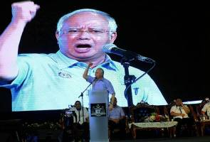 Melaka Gateway not a project to sell country's sovereignty - PM Najib