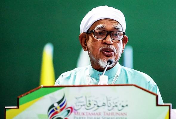 Kesihatan Abdul Hadi Awang bertambah baik - Setiausaha Politik