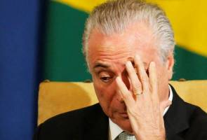 Brazil court begins trial that could unseat President Temer