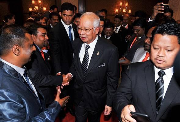 Najib rasmikan Kompleks Suruhanjaya Tinggi Malaysia di New Delhi