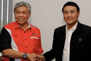 DPM receives courtesy call from Thailand Deputy Defence Minister