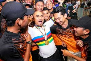 Incentives are not everything in sports - Azizulhasni