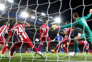 Atletico prove fairytale killers to end Leicester's run
