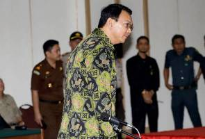 Indonesia prosecutors call for one-year jail term for Jakarta governor