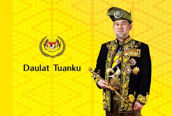 Sultan Muhammad V Ditabal Yang Di Pertuan Agong Ke 15 Astro Awani