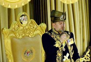 He said the Yang di-Pertuan Agong as a reflection or manifestation to the 'Adicita' or Rukun Negara ideology, is fundamental to a prosperous and independent nation.
