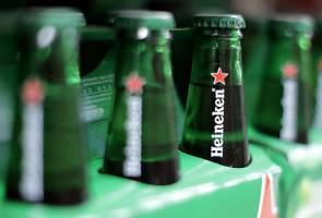 Heineken to Pepsi: Hold my beer