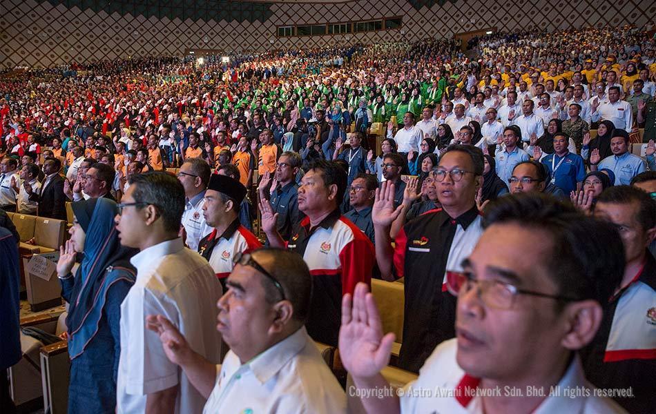 Labor Day, Putrajaya International Convention Centre