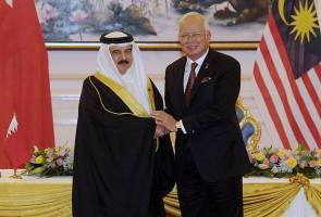 Malaysia, Bahrain denounce terrorism in all forms