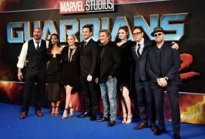 'Guardians of the Galaxy Vol. 2' rockets to top with $145 million