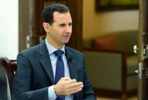 "Assad says de-escalation zones chance for rebels to ""reconcile"""