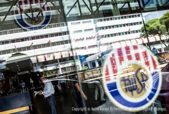 KWSP mengisytiharkan kadar dividen 6.90 peratus bagi Simpanan Konvensional 2017 dengan jumlah agihan dividen sebanyak RM44.15 bilion.
