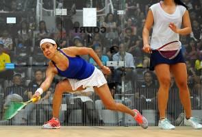 Nicol wins National Squash Championships, again