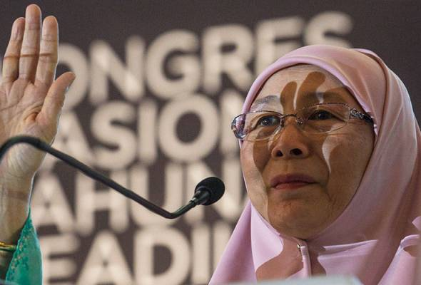Presiden PKR Datuk Seri Dr Wan Azizah Wan Ismail menggariskan rancangan dan inisiatif parti itu bagi mendepani Pilihan Raya Umum ke-14.