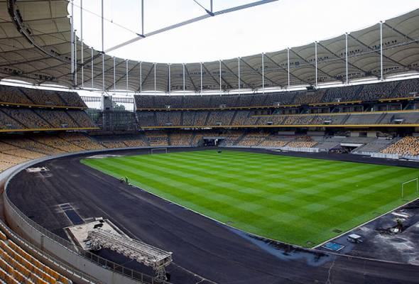Stadium Nasional Bukit Jalil milik rakyat - KJ